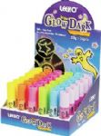 UG11 Glow-in-the-Dark Fabric Paint Pens x 36